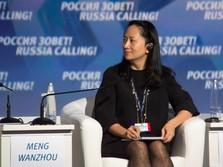 Sakit di Penjara, CFO Huawei Minta Penangguhan Penahanan