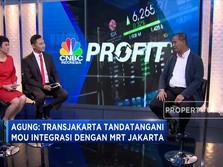Bos Transjakarta Beberkan Integrasi dengan MRT