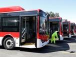 Susul China, Chile Punya Bus Listrik Terbanyak Kedua di Dunia