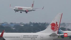 Pesawat Lion Air Tergelincir di Pontianak, Tak Ada Korban