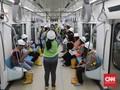 Timbang-timbang Rencana Tarif MRT Rp8.500