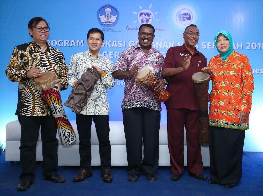 Gerakan Nusantara 2018 Sukses Jangkau Indonesia Timur