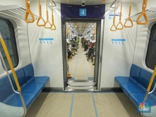Mau Jajal MRT Jakarta Gratis? Bisa Daftar Mulai Hari ini!