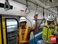 Anies Jajal MRT, Bundaran HI-Lebak Bulus 15 Menit