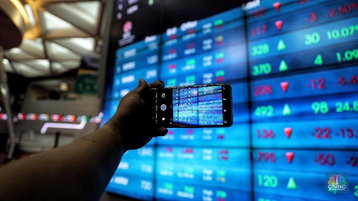 Tingkatkan Likuiditas Saham, MARK Stock Split 1:5
