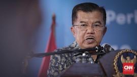 Tak Efisien, JK Kritik Pembangunan LRT Palembang