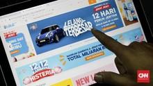 Pelaku Industri Dukung Pengesahan Aturan E-Commerce