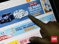 Harbolnas dan 'Delivery' Makanan Dongkrak Konsumsi Masyarakat
