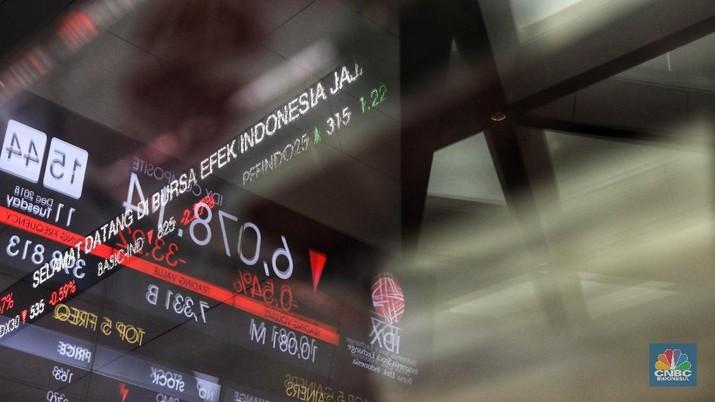 Jelang Akhir Pekan, IHSG Menguat karena Aksi Borong Asing