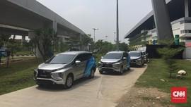 Mitsubishi Masih Ingin Suplai Xpander ke Garuda Indonesia