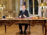 Buntut Demo Rompi Kuning, Prancis Naikkan Upah & Potong Pajak