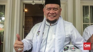 Tim Prabowo Minta Polisi Periksa La Nyalla soal 'Jokowi PKI'