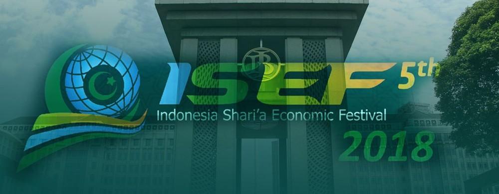 Stimulus Industri Halal RI a La ISEF BI