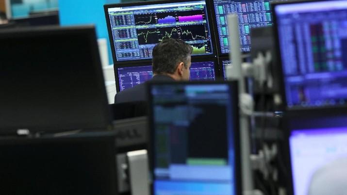 Optimisme Damai Dagang AS-China Lambungkan Bursa Eropa