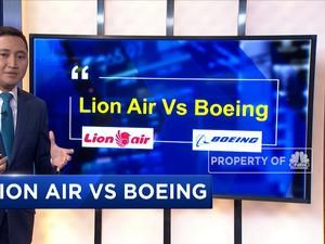 Kupas Lion Air Vs Boeing