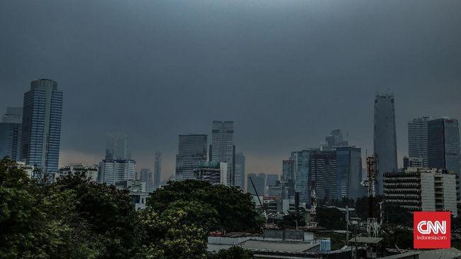 BMKG: Hujan Lebat Masih Terjadi sampai 3 November