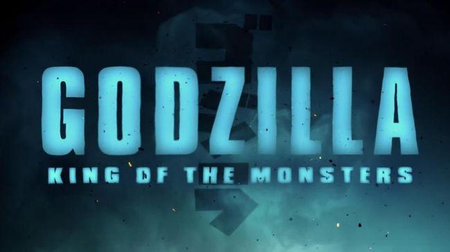 Godzilla Lawan 3 Makhluk Purba di Film Terbaru