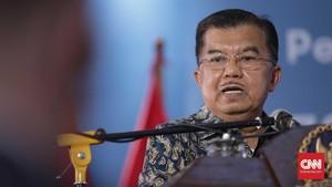 JK Minta Kementerian Ganti Istilah Sanskerta dengan Indonesia