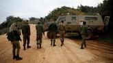 Namun, pemerintah Israel akan melakukan segala upaya untuk menghancurkan terowongan tersebut. (Reuters/Amir Cohen)