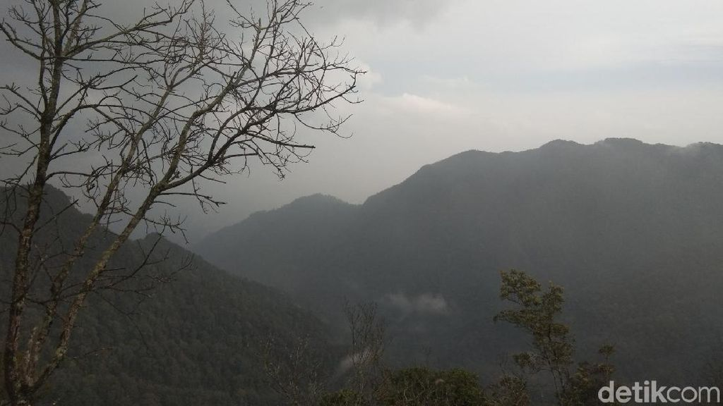 Serunya Naik Gunung Burangrang, Rimba Tempat Latihan Kopassus