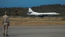 Latihan Militer, Rusia Kirim 2 Pesawat Pengebom ke Venezuela