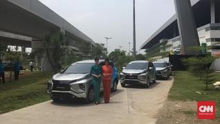 Xpander 'Kencani' Pramugari Garuda Indonesia