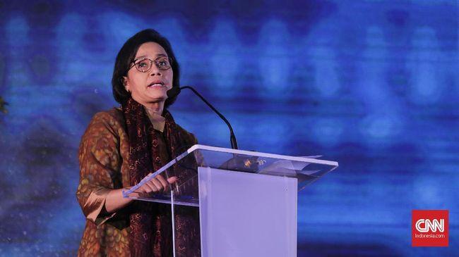 Sri Mulyani Kritik Kemenpan-RB Hanya Serap Anggaran 85 Persen