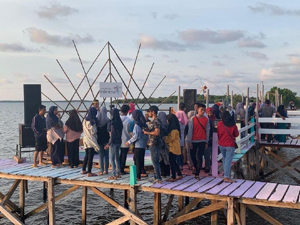 Pasar Selayar Jadi Destinasi Digital Baru di Sulawesi Selatan