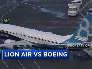 Lion Air VS Boeing Bertaruh Reputasi