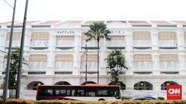 Hotel Bersejarah di Singapura Dibuka Kembali