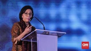 Dana Bencana Disebut Minim, Sri Mulyani Klaim Kucurkan Rp7 T