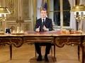 Macron Naikan Upah Minimum 100 Euro Mulai 2019