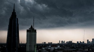 BMKG Imbau Masyarakat Waspadai Hujan Lebat Hingga Akhir Pekan