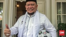 Blak-blakan La Nyalla Bela Jokowi Usai Dikecewakan Prabowo