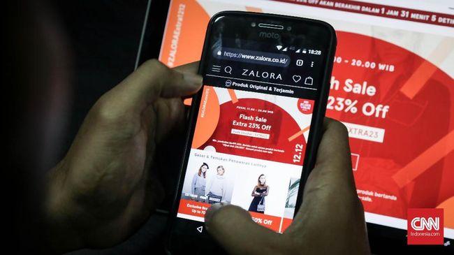 YLKI Sebut Perlindungan Konsumen Belanja Online Rendah