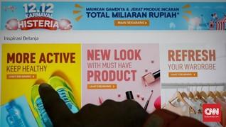 Jualan Online di Marketplace Tak Terimbas Pembatasan Medsos