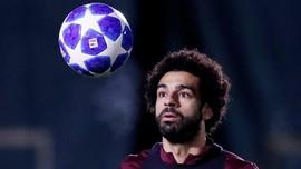 Kejar Salah, Bocah Fan Liverpool Malah Tabrak Tiang Lampu
