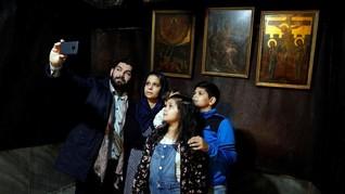 Palestina Diserbu Turis yang Ingin Liburan Natal