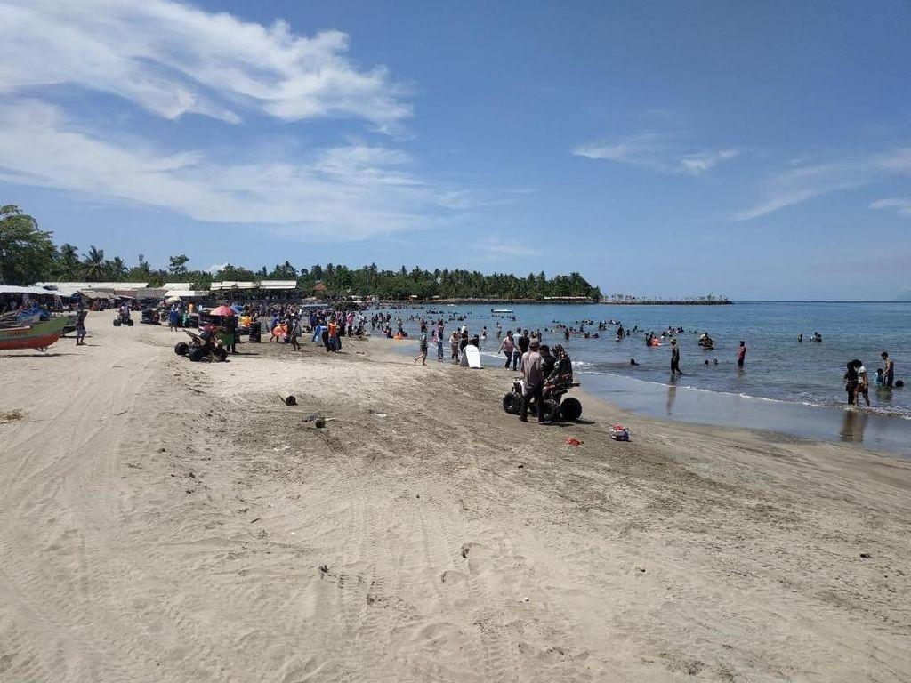 Libur Natal & Tahun Baru, 120 Lifeguard Disiagakan di Pantai Banten