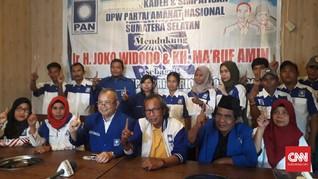 PAN Sumsel: Yang Deklarasikan Dukung Jokowi Orang Gila