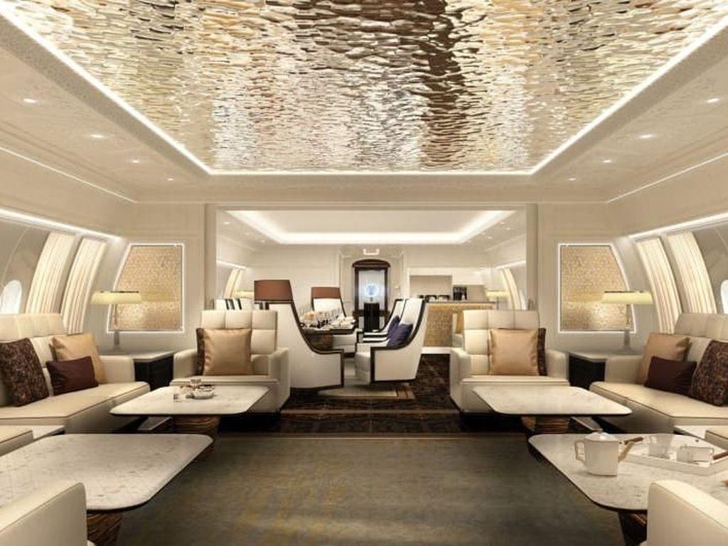 Boeing Saingi Airbus di Penerbangan Terpanjang di Dunia