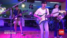 Music at Newsroom: The Panturas - 'Fish Bomb'