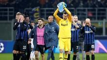 Inter Milan Terdepak dari Liga Champions