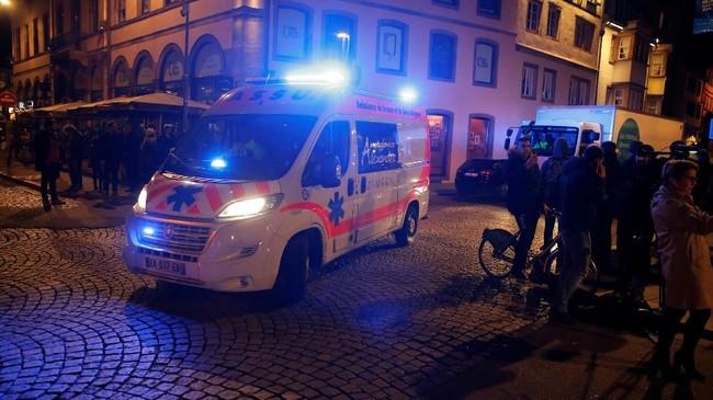 Prancis masih terus dalam situasi siaga tinggi menyusul serangan teror yang menerjang negara di Eropa Barat itu dalam beberapa tahun terakhir. (Reuters/Vincent Kessler)