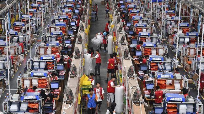 Pemerintah Targetkan Peningkatkan Produktivitas Tenaga Kerja