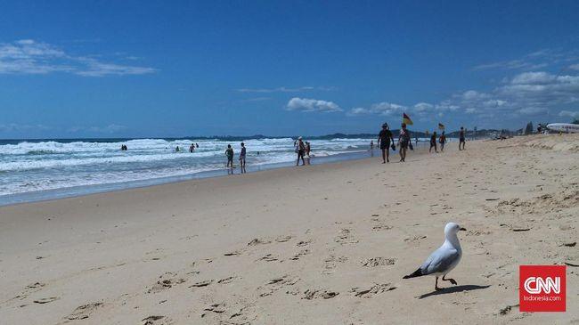 Bertemu 'Sudut Halal' di Surfers Paradise