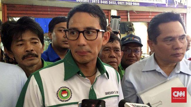 Kirim Surat ke Istana, Sandi Undang Jokowi ke Rapimnas APPSI