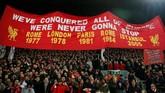 Liverpool masih memburu gelar Liga Champions keenam dalam sejarah mereka. Tahun lalu, Liverpool kalah di babak final. (Reuters/Carl Recine)