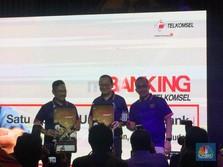 Perkuat Bisnis Fintech, Telkomsel Masuk Bisnis M-Banking