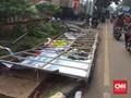 Polisi Belum Bisa Pastikan Massa Pembakar Mapolsek Ciracas